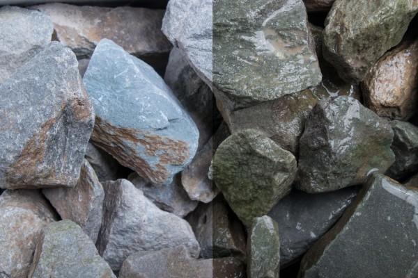 Grauwacke Stein SS, 32-56mm