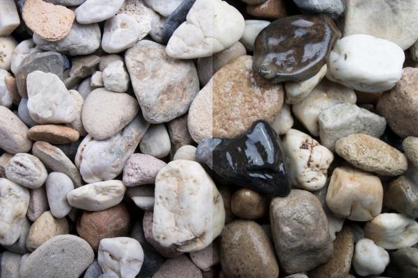 Kieselsteine, 16-32mm