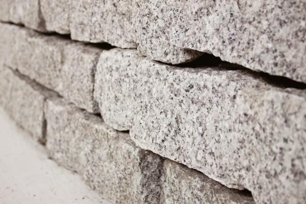 Granit Mauersteine, 10-20-40mm